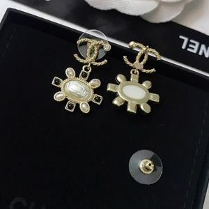 C amazing earrings